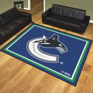 Vancouver Canucks 8' x 10' Area Rug