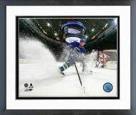 Vancouver Canucks Alexandre Burrows 2014-15 Framed Photo