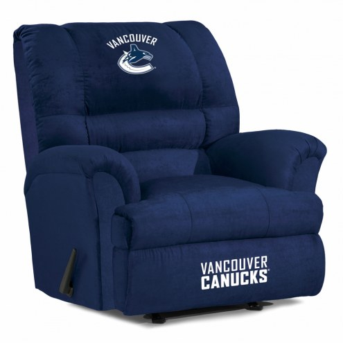 Vancouver Canucks Big Daddy Recliner