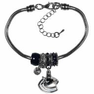 Vancouver Canucks Euro Bead Bracelet
