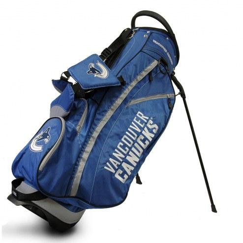Vancouver Canucks Fairway Golf Carry Bag