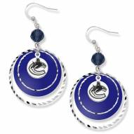 Vancouver Canucks Game Day Earrings