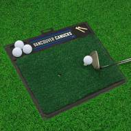 Vancouver Canucks Golf Hitting Mat