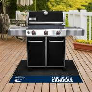 Vancouver Canucks Grill Mat
