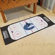 Vancouver Canucks Hockey Rink Runner Mat