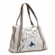 Vancouver Canucks Hoodie Purse