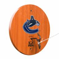 Vancouver Canucks Hook & Ring Game