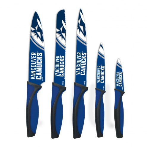Vancouver Canucks Kitchen Knives