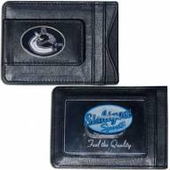 Vancouver Canucks Leather Cash & Cardholder