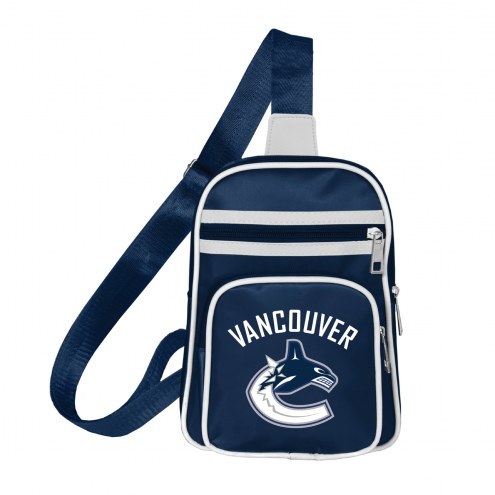 Vancouver Canucks Mini Cross Sling Bag