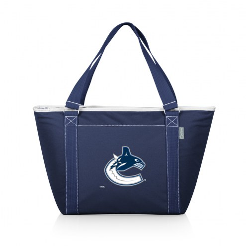 Vancouver Canucks Navy Topanga Cooler Tote