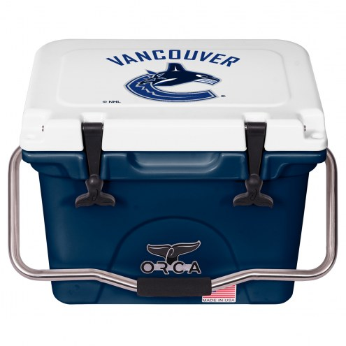 Vancouver Canucks ORCA 20 Quart Cooler