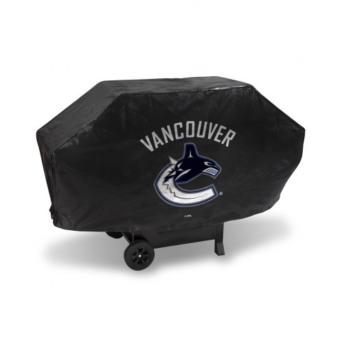 Vancouver Canucks Padded Grill Cover