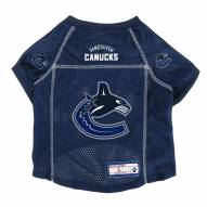 Vancouver Canucks Pet Jersey