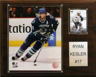 "Vancouver Canucks Ryan Kessler 12"" x 15"" Player Plaque"