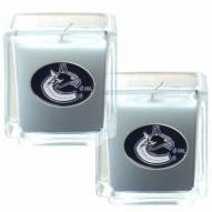 Vancouver Canucks Scented Candle Set