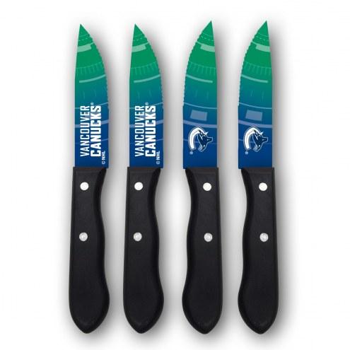 Vancouver Canucks Steak Knives