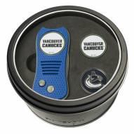 Vancouver Canucks Switchfix Golf Divot Tool & Ball Markers