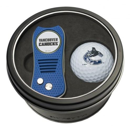 Vancouver Canucks Switchfix Golf Divot Tool & Ball