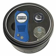 Vancouver Canucks Switchfix Golf Divot Tool, Hat Clip, & Ball Marker