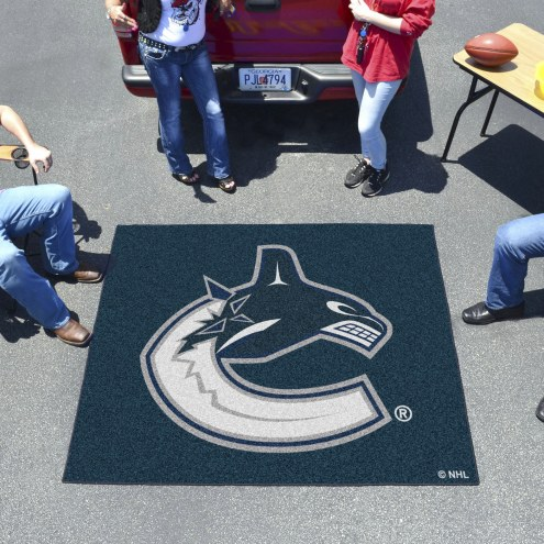 Vancouver Canucks Tailgate Mat