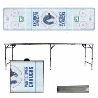 Vancouver Canucks Victory Folding Tailgate Table