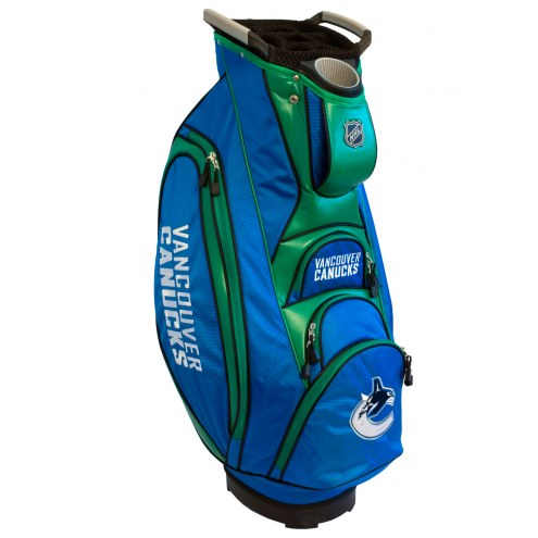 Vancouver Canucks Victory Golf Cart Bag