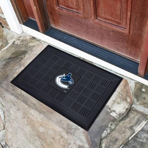 Vancouver Canucks Vinyl Door Mat
