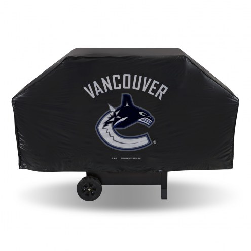 Vancouver Canucks Vinyl Grill Cover