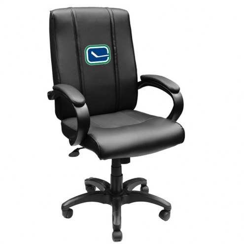 Vancouver Canucks XZipit Office Chair 1000 with Alternate Logo