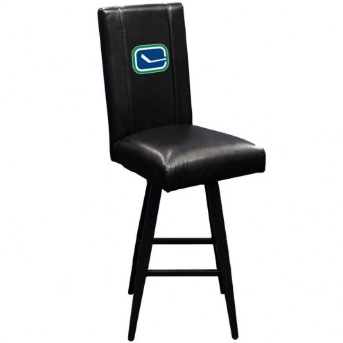 Vancouver Canucks XZipit Swivel Bar Stool 2000 with Alternate Logo