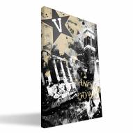 "Vanderbilt Commodores 16"" x 24"" Spirit Canvas Print"