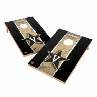 Vanderbilt Commodores 2' x 3' Vintage Wood Cornhole Game