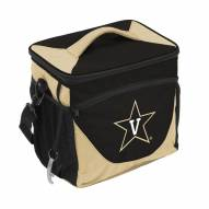 Vanderbilt Commodores 24 Can Cooler