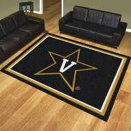 Vanderbilt Commodores 8' x 10' Area Rug
