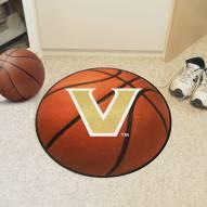 Vanderbilt Commodores Basketball Mat