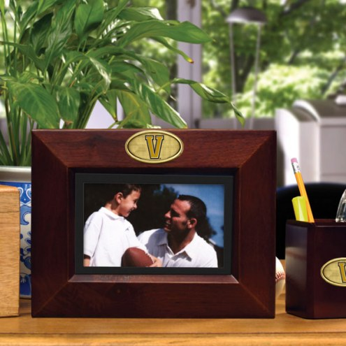 Vanderbilt Commodores Brown Landscape Picture Frame