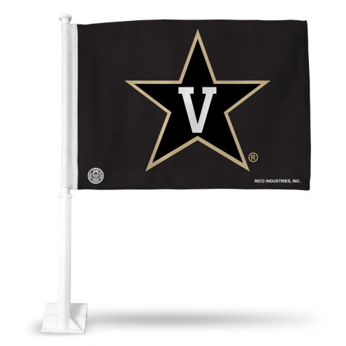 Vanderbilt Commodores Car Flag