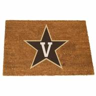 Vanderbilt Commodores Colored Logo Door Mat