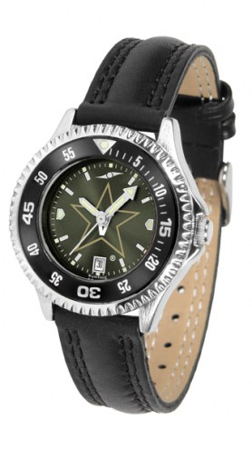Vanderbilt Commodores Competitor AnoChrome Women's Watch - Color Bezel