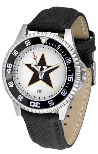 Vanderbilt Commodores Competitor Men's Watch