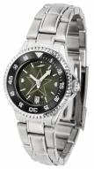 Vanderbilt Commodores Competitor Steel AnoChrome Women's Watch - Color Bezel