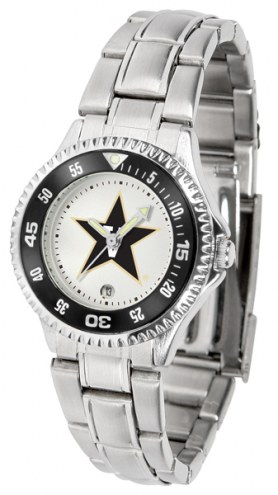 Vanderbilt Commodores Competitor Steel Women's Watch