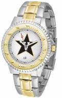 Vanderbilt Commodores Competitor Two-Tone Men's Watch