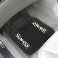 Vanderbilt Commodores Deluxe Car Floor Mat Set