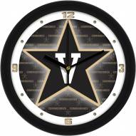 Vanderbilt Commodores Dimension Wall Clock