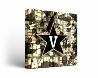 Vanderbilt Commodores Fight Song Canvas Wall Art