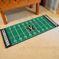 Vanderbilt Commodores Football Field Runner Rug