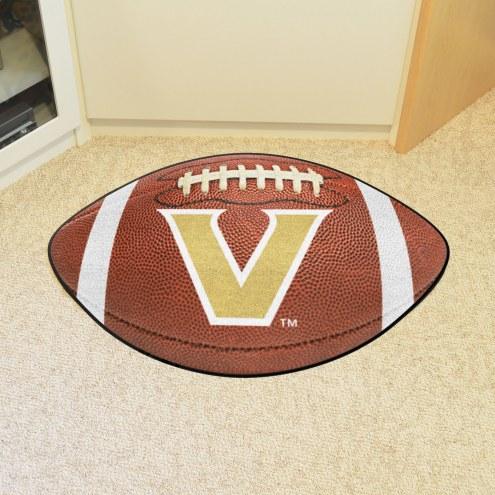 Vanderbilt Commodores Football Floor Mat
