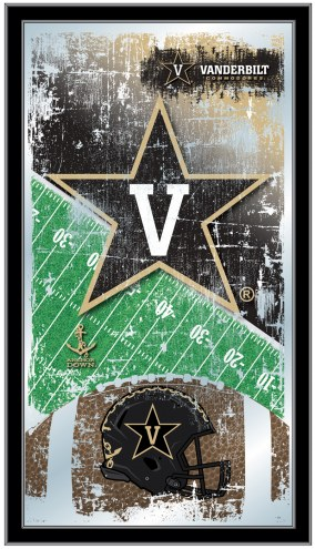 Vanderbilt Commodores Football Mirror